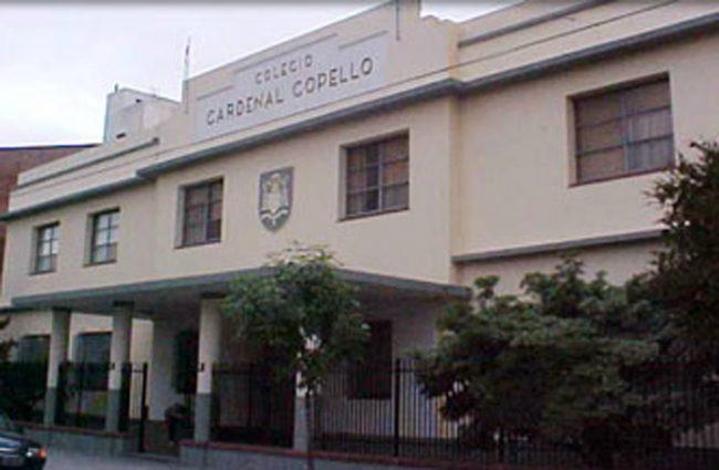 Colegio Cardenal Copello 1