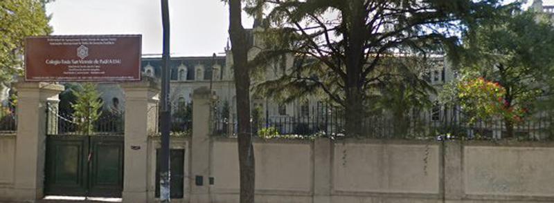 Colegio Fasta San Vicente Paul 2