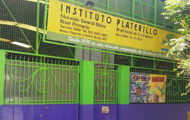 Instituto Platerillo 1