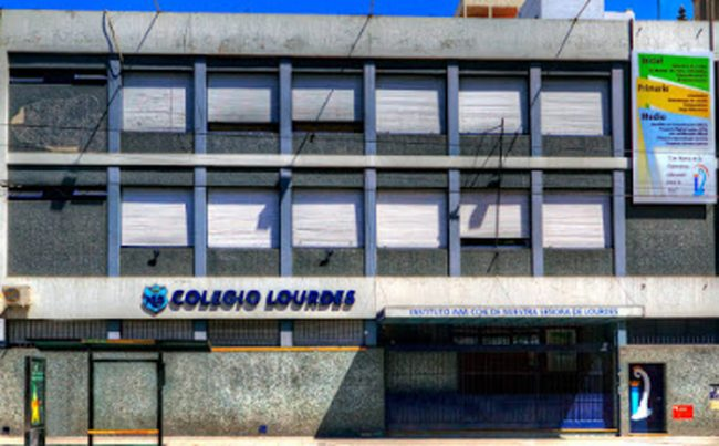 Instituto Inmaculada Concepción de Nuestra Señora de Lourdes 1
