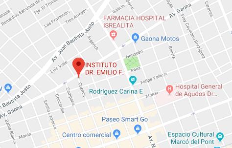 Instituto Dr. Emilio F. Cardenas 8