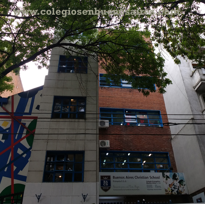 Buenos Aires Christian School (BACS) 2