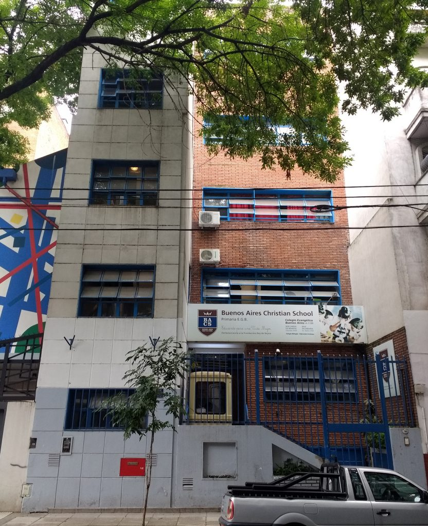 Buenos Aires Christian School (BACS) 3