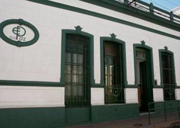 Colegio de La Paz (en San Nicolás) 1