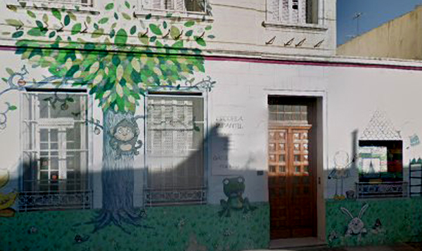 El Jardín De Los Naranjos De Buenos Aires Colegios En Buenos Aires