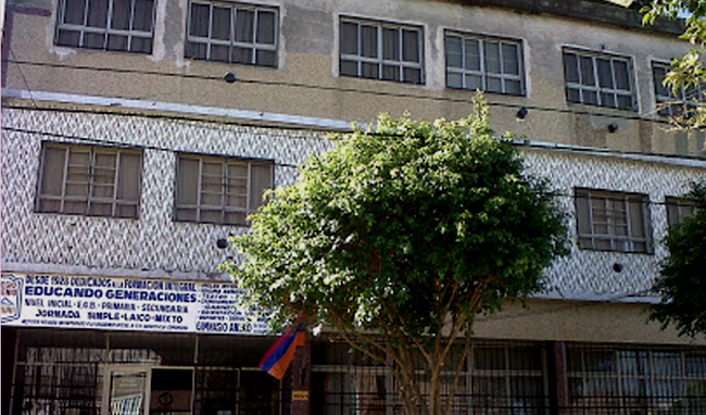 "Arzruni o ""Colegio Armenio"" 3"