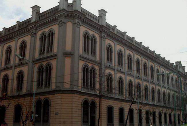 Colegio Calasanz (de las escuelas Pias) 1