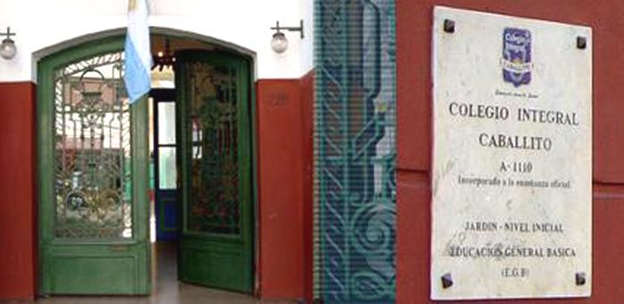 Colegio Integral Caballito 2