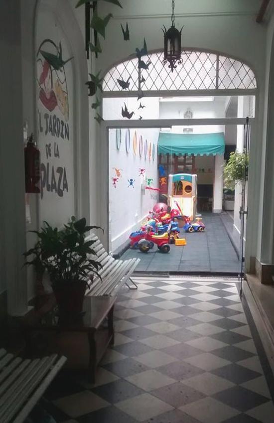 Jardín de la Plaza 5