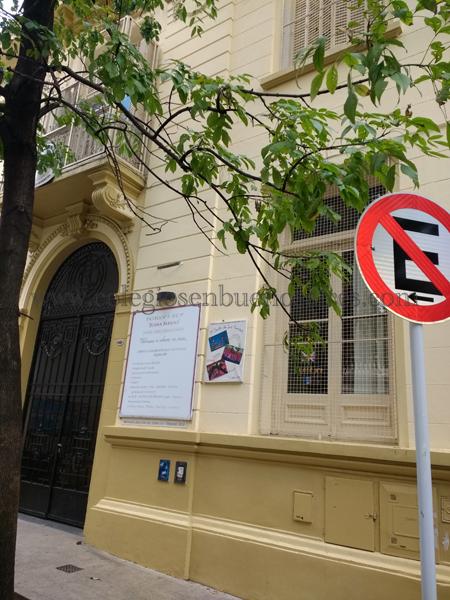 """Escuela nro 3 de 9 """"Juana Manso"""" 6"""