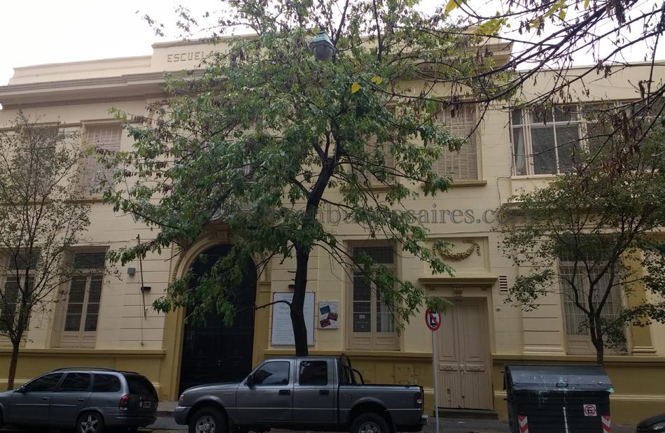 """Escuela nro 3 de 9 """"Juana Manso"""" 2"""