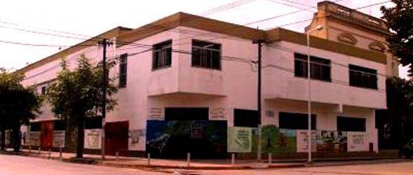 Escuela Secundaria nro 6 Juana Manso 1