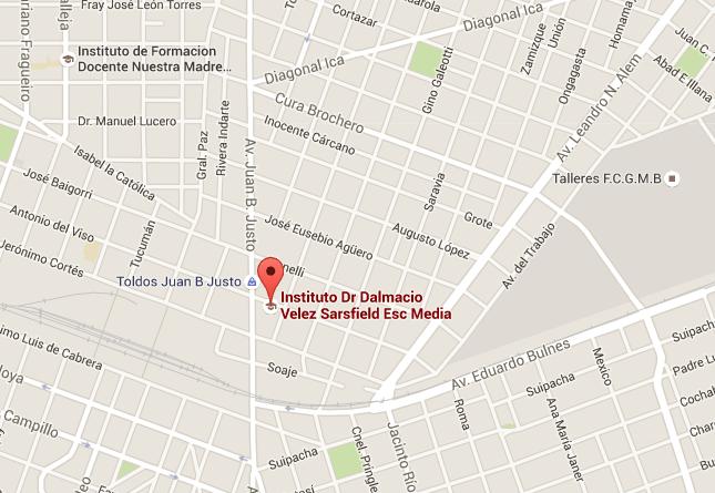 Instituto Dr. Dalmacio Vélez Sarsfield (Córdoba) 2
