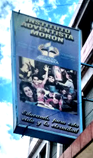 Colegio Adventista Morón 3