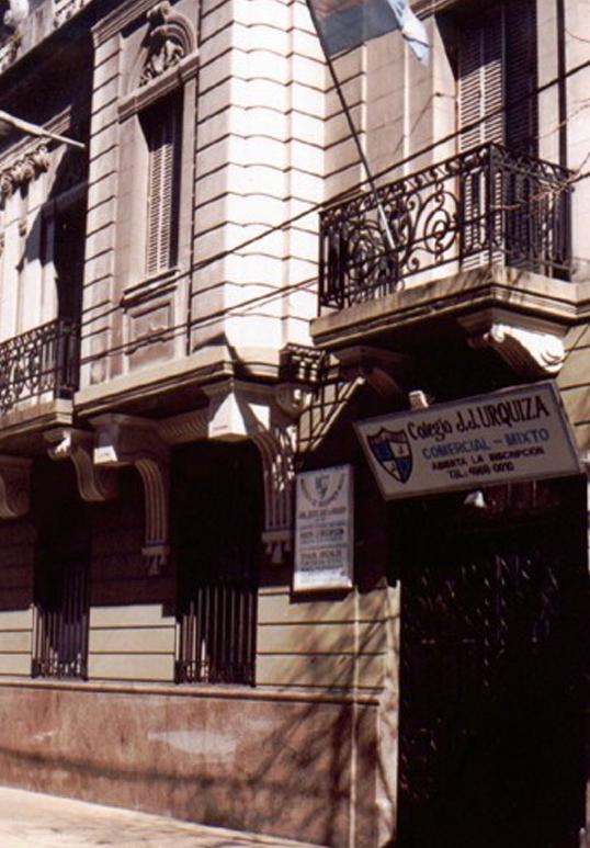 Colegio J.J.Urquiza 3