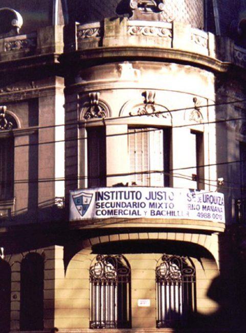 Colegio J.J.Urquiza 1
