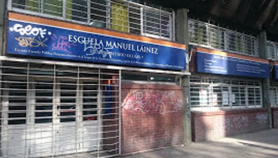 Escuela nro 10 Manuel Lainez 4