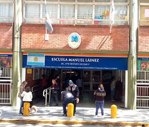 Escuela nro 10 Manuel Lainez 3