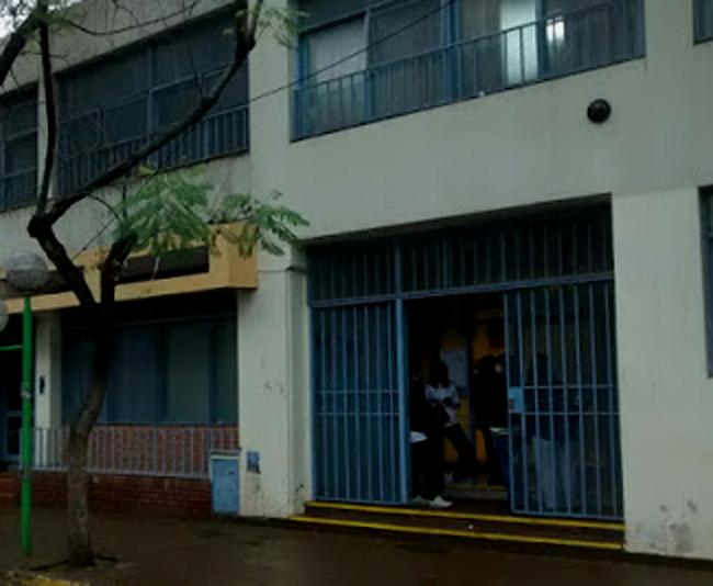 Colegio San Carlos Borromeo 3