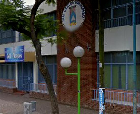 Colegio San Carlos Borromeo 42