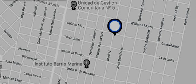 Colegio Barrio Marina 1