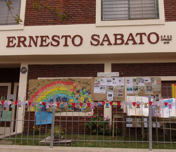 Colegio Ernesto Sábato 3