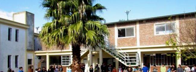 Escuela parroquial Félix Burgos 1