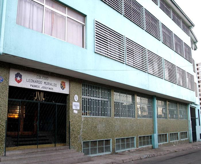 Presunto abuso de un celador en el colegio Leonardo Murialdo 2