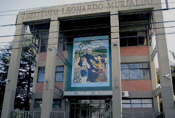 Presunto abuso de un celador en el colegio Leonardo Murialdo 5
