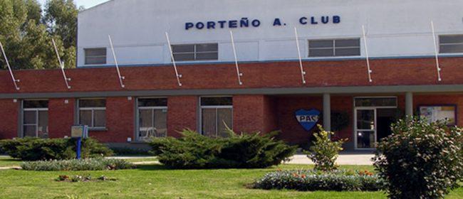 Colegio PAC Porteño Atletico Club 1