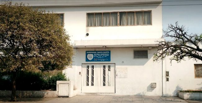 Colegio parroquial Santa Marta 1