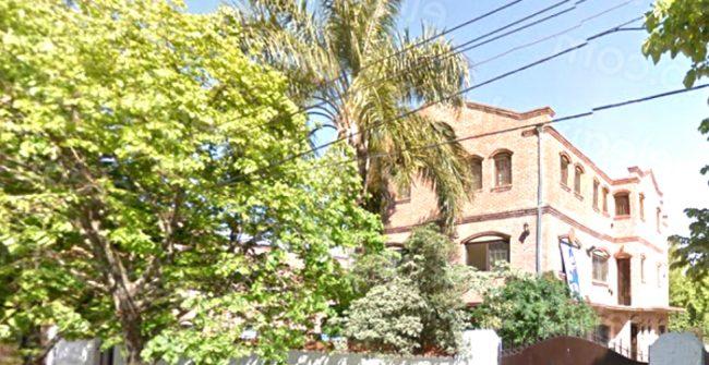 Colegio Expedicionarios al desierto (o Colegio General Pacheco) 40
