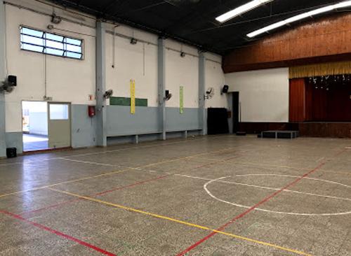 Instituto parroquial Cristo Obrero 5