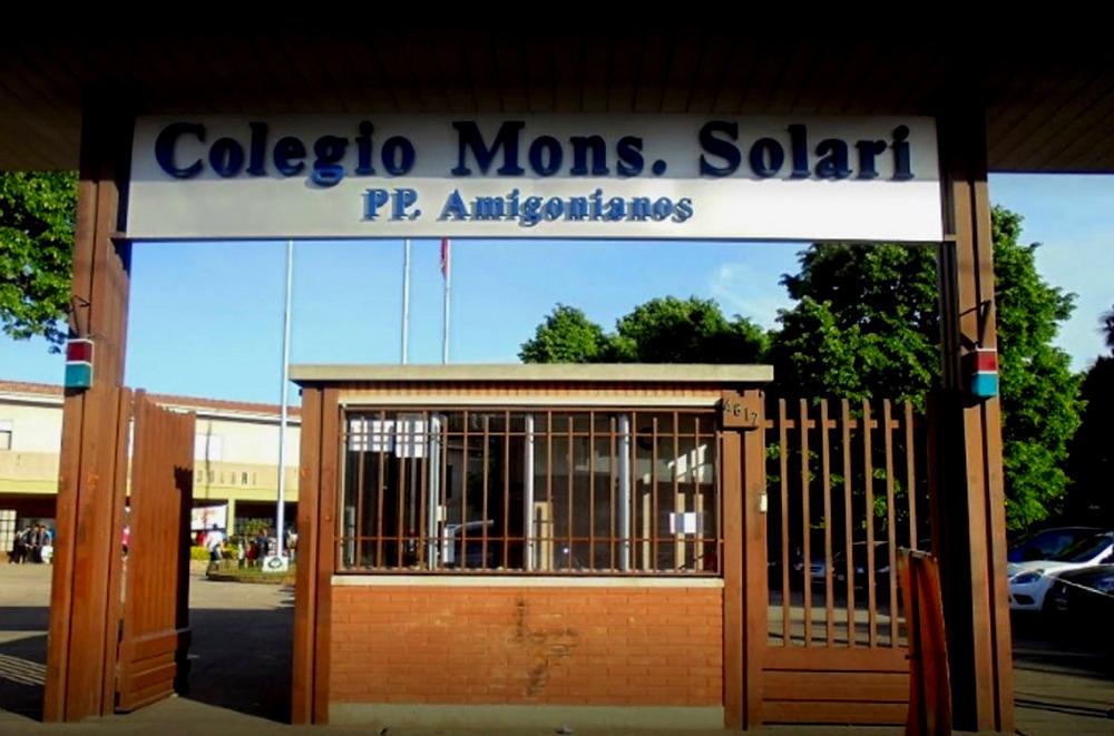 Colegio Monseñor Tomas Juan Solari 2