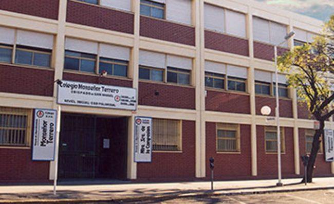 Colegio Monseñor Terrero 1