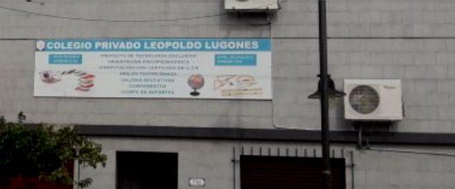 Colegio Leopoldo Lugones 1