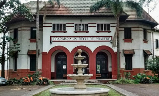 Escuela Maria Jáuregui de Pradere 38