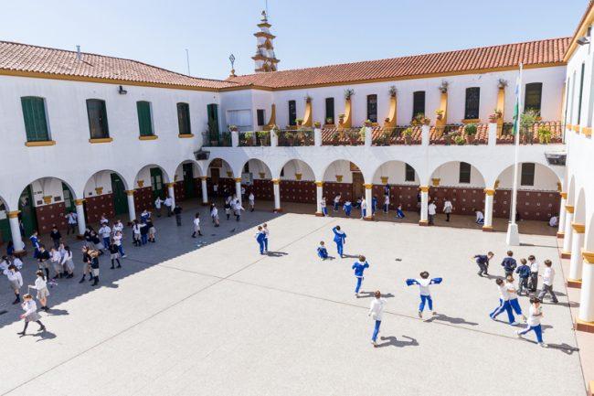 Colegio Agustiniano San Andrés 1