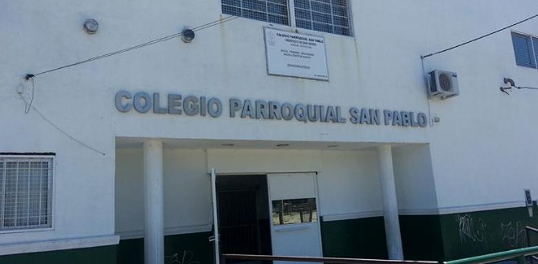 Colegio Parroquial San Pablo 2