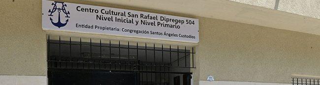 Escuela Centro Cultural San Rafael 1