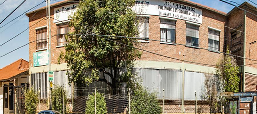 Colegio San Carlos de Borromeo 2