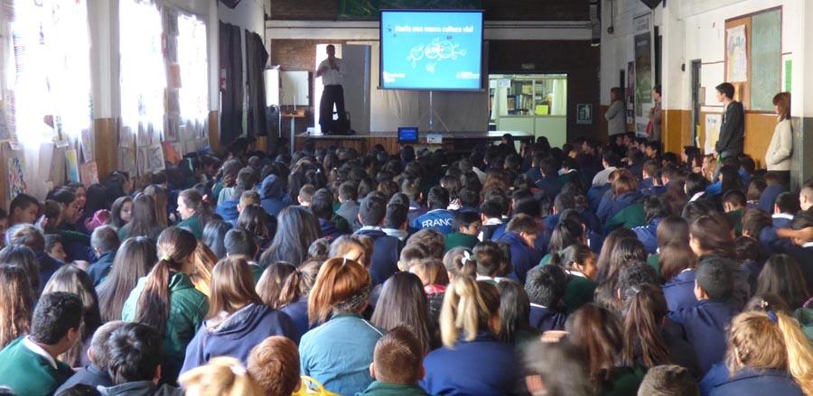 Colegio San Carlos de Borromeo 8