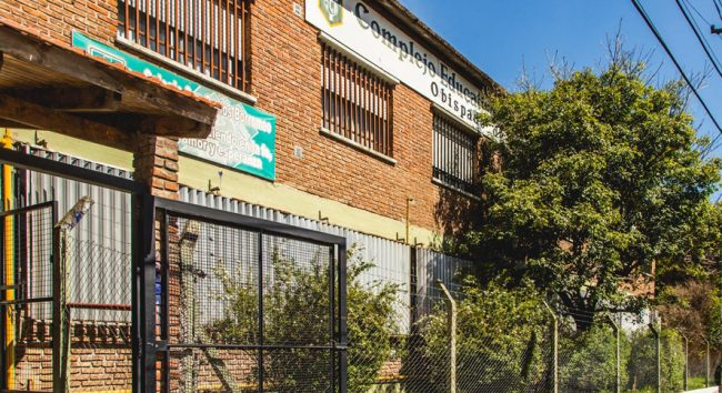 Colegio San Carlos de Borromeo 1