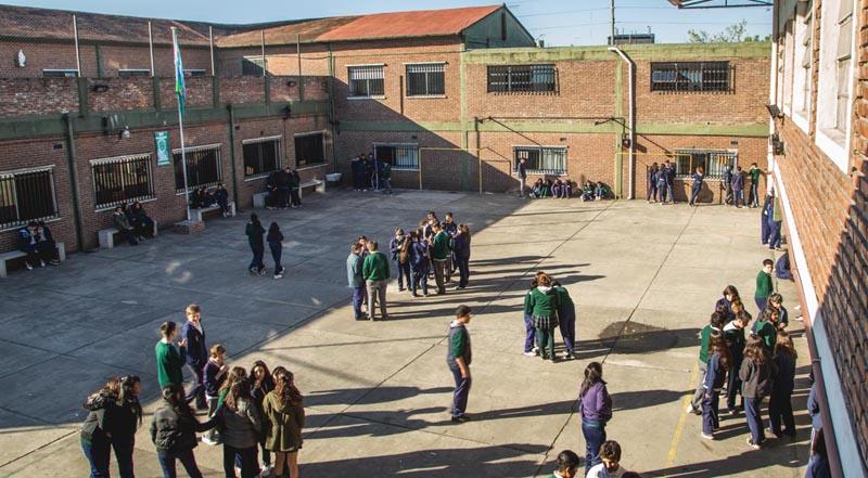 Colegio San Carlos de Borromeo 9
