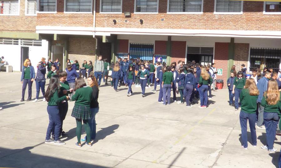 Colegio San Carlos de Borromeo 7