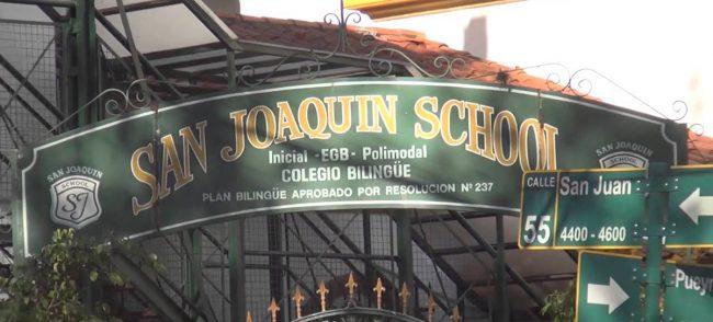 Colegio San Joaquin 1