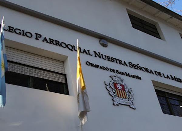 Colegio parroquial Nuestra Señora de la Merced 3
