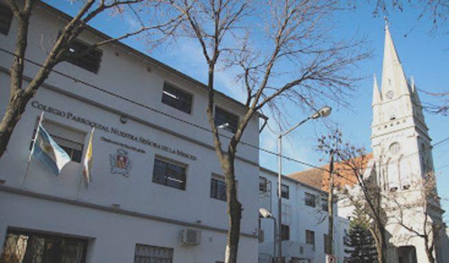 Colegio parroquial Nuestra Señora de la Merced 1