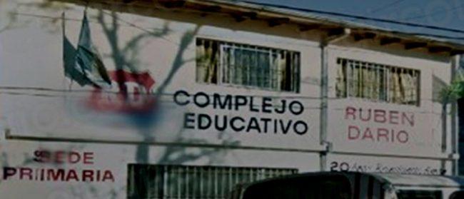 Complejo educativo Ruben Dario 1