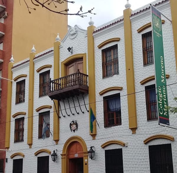 Listado de colegios privados en José León Suárez, Villa Ballester, General San Martín 10